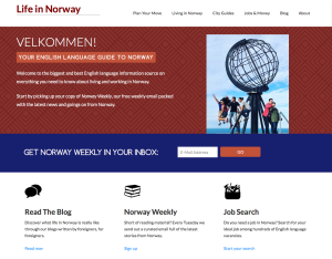 Expats in Norway