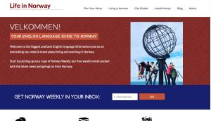 Norway blogs